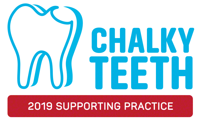 We Fight Chalky Teeth 2019 Banner