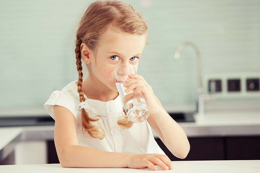 Dr Nita Pai's Kids Dental Sydney-Drink Tap Water